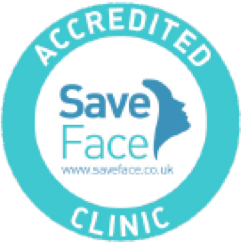 Accredited Save Face Clinic Logo